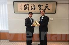 Tăng cường hợp tác với các tỉnh thuộc vùng Shikoku của Nhật Bản