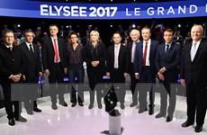 Bầu Tổng thống Pháp: Khoảng cách giữa các ứng cử viên bị thu hẹp