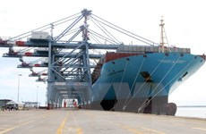 Bà Rịa-Vũng Tàu có thêm cảng tiếp nhận tàu container 160.000 tấn