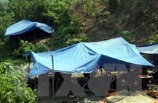 Sớm ngăn chặn việc khai thác vàng trái phép tại Bồng Miêu