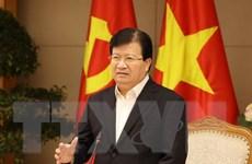 Phó Thủ tướng: Triển khai các giải pháp đảm bảo mục tiêu tăng trưởng