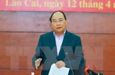 Thủ tướng: Du lịch phải phấn đấu đóng góp 30% vào GDP của Lào Cai