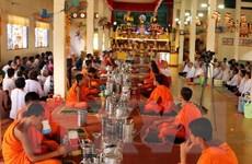Đồng bào Khmer ở Sóc Trăng vui đón Tết Chôl Chnăm Thmây