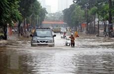 Hà Nội còn nhiều nguy cơ ngập úng mùa mưa bão trong năm nay