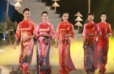 """Festival Nghề truyền thống Huế: Ấn tượng """"Hội họa Huế và áo dài"""""""