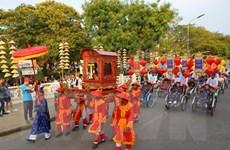 """Ấn tượng Festival Nghề truyền thống Huế với """"Tinh hoa nghề Việt"""""""