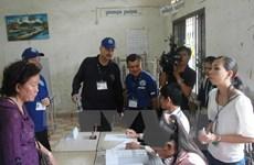 Campuchia tăng cường đảm bảo an ninh cho bầu cử địa phương