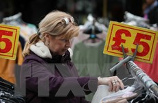 Kinh tế Anh đón nhận thêm nhiều tín hiệu tăng trưởng tích cực