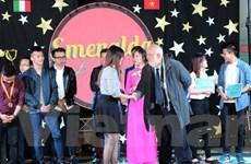 Tưng bừng Festival sinh viên và Ngày văn hóa Việt Nam tại Italy