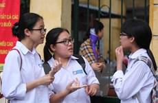 Thí sinh Hà Nội không đăng ký dự thi lớp 10 phải có đơn của phụ huynh