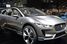 Mẫu xe điện đầu tiên của Jaguar sẽ ra mắt tại Mexico vào năm 2018