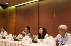 Doanh nghiệp Việt Nam-Ấn Độ đẩy mạnh hợp tác trong ngành dệt may