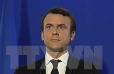 Tổng thống đắc cử Macron đối mặt những thách thức đầu tiên