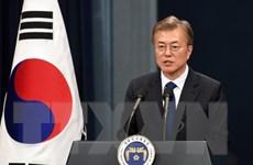 Tổng thống Hàn Quốc Moon Jae-in họp khẩn Hội đồng An ninh Quốc gia