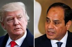 Mỹ nhấn mạnh tầm quan trọng của quan hệ chiến lược với Ai Cập