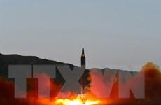 Radar của THAAD đã phát hiện tên lửa được phóng của Triều Tiên