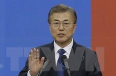 Tổng thống Hàn Quốc ra lệnh đối phó mạnh với tên lửa Triều Tiên