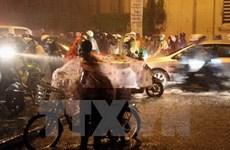 Tây Nguyên và Nam Bộ tiếp tục mưa dông cục bộ, tiềm ẩn tốc lốc