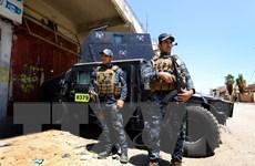 Quân đội Iraq đẩy mạnh tấn công vào phía Tây thành phố Mosul