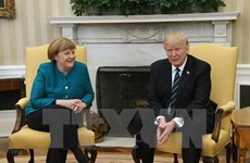 Giới chức Mỹ-Đức xoa dịu quan hệ căng thẳng giữa lãnh đạo hai nước