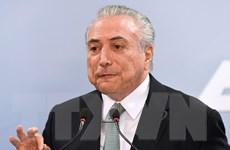 Tòa án Tối cao Brazil cho phép cảnh sát thẩm vấn Tổng thống Temer