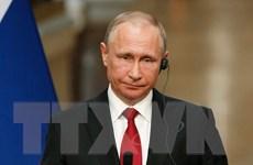 Tổng thống Nga trả lời phỏng vấn các hãng truyền thông thế giới