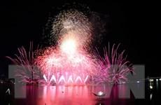 Đi đến tận cùng cảm xúc trong đêm pháo hoa Thủy ở Đà Nẵng