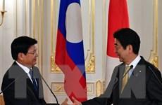 Nhật Bản-Lào hội đàm về thực hiện kế hoạch phát triển chung