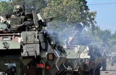 Malaysia tuyên án tử hình đối với 9 chiến binh người Philippines