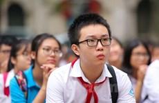 Hơn 76.000 thí sinh Hà Nội bước vào kỳ thi tuyển sinh lớp 10