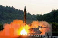 Triều Tiên sẵn sàng thử tên lửa liên lục địa trong năm 2017