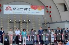 Lễ hội Việt Nam tại Nhật Bản lần thứ 10 thu hút 200.000 người