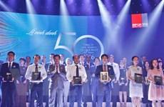"""Vinamilk 6 năm liền lọt vào top """"50 công ty kinh doanh hiệu quả nhất"""""""