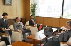 Việt Nam và Nhật Bản tăng cường hợp tác phòng chống tội phạm