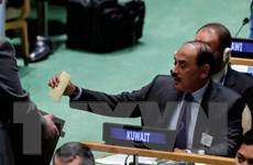 Kuwait: Qatar sẵn sàng chia sẻ các mối quan ngại trong khu vực