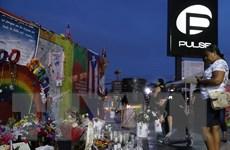 Tưởng niệm một năm xảy ra vụ xả súng kinh hoàng tại Orlando