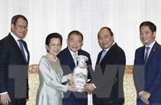 Thủ tướng tiếp Chủ tịch Hội đồng quản trị Tập đoàn TCC của Thái Lan