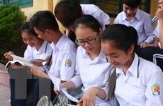 Thí sinh cả nước bắt đầu thi môn đầu tiên kỳ thi THPT năm 2017