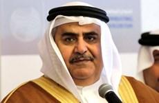 Ngoại trưởng Bahrain cáo buộc Qatar leo thang quân sự ở vùng Vịnh