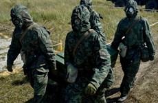 Liên bang Nga tiêu hủy khoảng 99% kho vũ khí hóa học