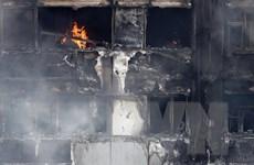 Bà May chỉ định một cựu thẩm phán đứng đầu điều tra cháy chung cư
