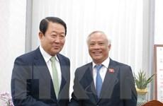 Quốc hội Việt Nam luôn sẵn sàng hợp tác chặt chẽ với Quốc Hội Hàn Quốc