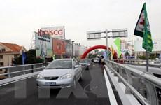 Thông xe cầu vượt vào sân bay Tân Sơn Nhất, nút giao Nguyễn Thái Sơn