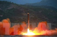 """Triều Tiên: Vụ phóng tên lửa là """"sự kiện phi thường"""" trong lịch sử"""