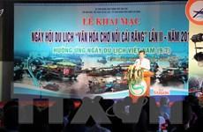 Khai mạc Ngày hội Du lịch văn hóa Chợ nổi Cái Răng tại Cần Thơ