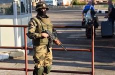 Ai Cập tiêu diệt 14 phần tử khủng bố ở vùng sa mạc tỉnh Ismailia