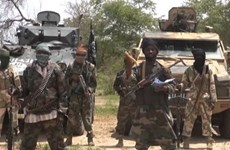 Nhóm Hồi giáo cực đoan Boko Haram tung video hành quyết người dân