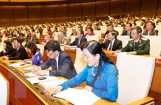 Công bố thêm 6 luật sẽ có hiệu lực thi hành trong năm 2018