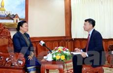 Tiếp tục duy trì và phát triển quan hệ đặc biệt Lào-Việt Nam