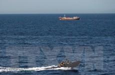 Duy trì Lực lượng hải quân Liên minh châu Âu chống nạn cướp biển